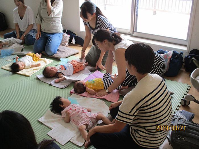 新生児家庭を育む「新生児ファミリーミニステイ」実現のためのプラットフォームづくり